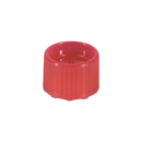 SCREW CAP FOR 15.3MM TUBE,RED
